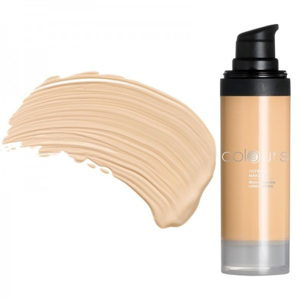 Colours OilFree Make up Light Sand