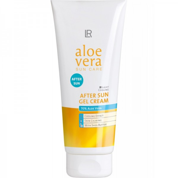 Aloe Vera Sun Care After Sun Κρέμα Gel