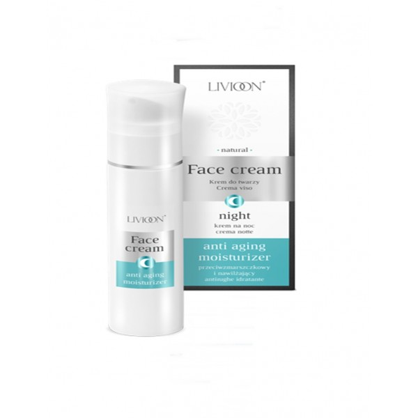 Livioon Natural Night Cream